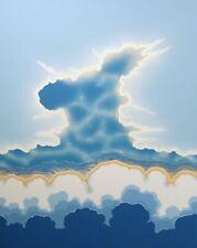 "Richard Gilbert ""Morning Cloud"" Hand Signed & Numbered Serigraph 1980 Make Offer"
