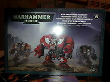 WARHAMMER 40K BLOOD ANGELS FURIOSO DEATH COMPANY DREADNOUGHT NEW & SEALED