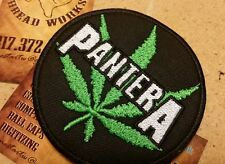 PANTERA motorcycle vest jacket patch