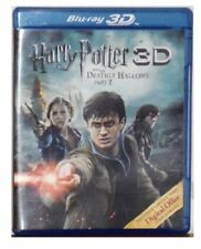 3D Blu-Ray - Harry Potter & the Deathly Hallows Part 2 brand new in packing