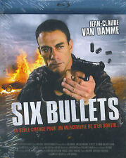 Six Bullets (with Jean-Claude Van Damme) (Blu-ray)