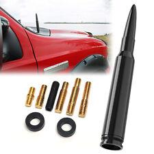 Bullet Style 05 Cal Black Antenna Mast Power For Chevy Silverado 2006 2021 New