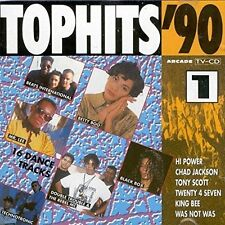 Top Hits '90/1 (Arcade) Beats International, Technotronic, Twenty 4 Seven.. [CD]