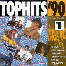 Top Hits '90/1 (Arcade) Beats International, Technotronic, Twenty 4 Seven.. [CD]