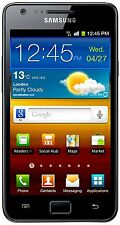 Samsung Galaxy S2 II GT-I9100-16 GB- BLACK (Unlocked) Smartphone