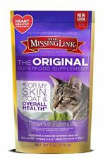 WF YOUNG INC. The Missing Link Original Skin and Coat Supplement for Cats, 6oz