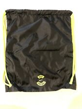 Nike Black Drawstring Backpack Rucksack Bag
