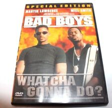 Bad Boys (DVD, 2010, Special Edition With Movie Cash)