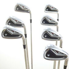 TaylorMade R9 TP Iron Set 4-P NS Pro Steel Stiff Flex Right-Handed 45603G