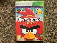Angry Birds Trilogy En Caja Y Completo Xbox 360
