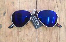 Lunettes de soleil bleu pour garçon de 2 à 16 ans
