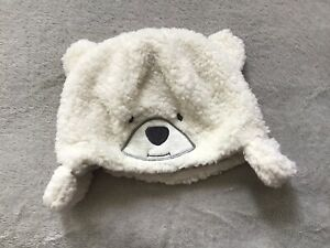 Teddy Bear Hat Baby/Toddler Aged 18-24 Months.