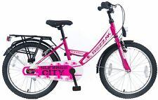 20 Zoll Kinder Fahrrad Mädchen Rad  mit Rücktrittbremse RH 33 Pink  Neu -044