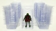 STAR WARS BLISTER CASE LOT 50 Action Figure Display Protective Clamshell MEDIUM