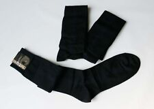 Roberto Cavalli Mens 3 Pairs Pack Blue Socks Size L XL Gift For Him NIB