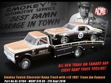 ACME 1:64 Scale '67 CHEVY C30 w/ Yunick Camaro '67 #13