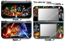 Star Wars Amazing Vinyl Skin Sticker Decal Cover #1 for NEW Nintendo 3DS XL