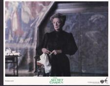 Maggie Smith Closeup In The Secret Garden 1993 Vintage Movie Photo 23323