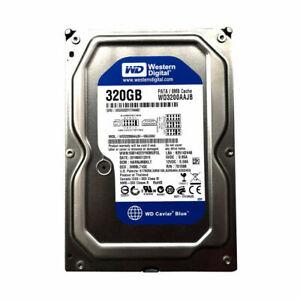 """Western Digital 320GB WD3200AAJB 7200RPM PATA/IDE 3.5"""" Desktop HDD Hard Drive"""