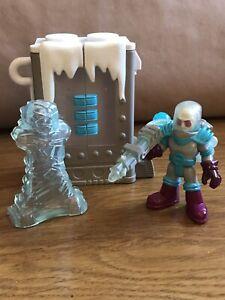 Imaginext DC Super Friends Mr Freeze & Ice Chamber Playset