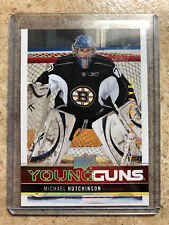 12-13 UD #206 Young Guns YG High Gloss HG Exclusives MICHAEL HUTCHINSON /10