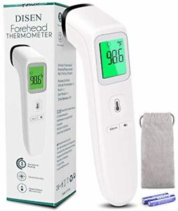 Non-Contact Thermometer for Adults and Kid,No Touch Infrared Forehead Thermomete
