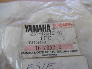 YAMAHA GENUINE NOS ROTARY DISC VALVE 257-13512-01 FS1 FS1E