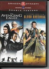 The Avenging Eagle / Blood Brothers (DVD, 2012, 2-Disc Set)