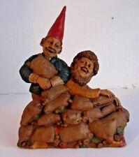 1993 Tom Clark Gnome Good Samaritans Resin Figurine Cairn #92 #5239