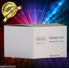 Obagi hydrate luxe moisture rich cream 1.7 oz NEW IN BOX FRESH!!!!