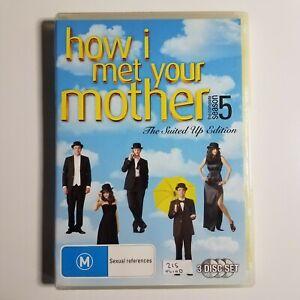 How I Met Your Mother: Season 5 | DVD TV Series | Neil Patrick Harris | 2009
