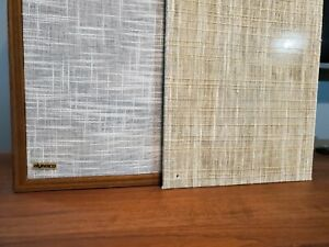 Dynaco A25, A10 Grille Cloth Fabric Acoustic Research, KLH, Others
