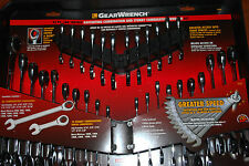 GearWrench 32pc SAE/Metric Ratcheting Combination and Stubby Wrench Set  # 39327