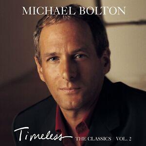 VERY GOOD CD Michael Bolton Timeless Volume 2 1999 American singer