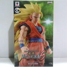Dragon ball  SUPER figure - Banpresto Scultures BIG Part.6 ~ Son Goku SS3