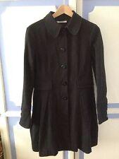 Precioso DKNY abrigo negro, tamaño M-en muy buena condición