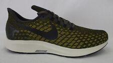 Nike Mens Air Zoom Pegasus 35 Running Shoes 942851 007 Thunder Grey/Oil Grey 9