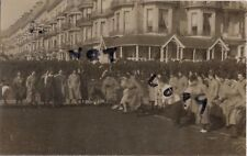 WW1 Soldier WAAC Women's Army Auxiliary Corps Sports Day Hastings 1918