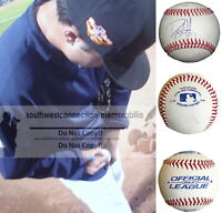 Danny Hultzen Signed Autograph Baseball Chicago Cubs Seattle Mariners Proof COA