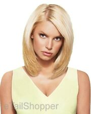 "HairDo JESSICA SIMPSON Salon Clip-In Hair Extension 10"" Straight HAIRUWEAR"