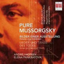 Mussorgsky: Pure Mussorgsky, New Music