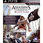 Assassin's Creed IV Black Flag [Signature Edition] (PlayStation 3, PS3) - NEW