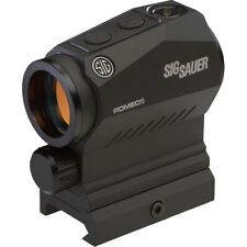 SIG Sauer ROMEO5X Red Dot Sight Rifle Scope 2 MOA Dot Reticle SOR52101