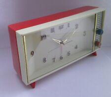 Vintage - Retro - Rhythm - Mechanical - Musical - Alarm Clock
