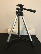 Tripod Photo And Video Tripod For Compact Video Camcorders Pt 130