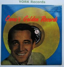 PERRY COMO - Como's Golden Records - Excellent Con LP Record RCA Victor RD-27100