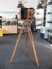 Houghton Triple Folding Victo Camera with Tripod and Film Slide. Stock No u11227