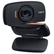 Logitech B525 HD Webcam FullHD 1280x720 2MP Skype Mikrofon Autofokus Notebook PC