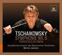yotr Ilyich Tchaikovsky - Tchaikowsky: Symphony 5, Francesca Da Rimini [CD]