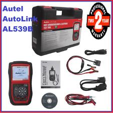 Autel AutoLink AL539B OBD2 Fault Code Reader & Electrical Battery Test Tool